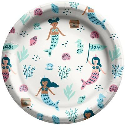 10ct Under The Sea Dinner Plate - Spritz™