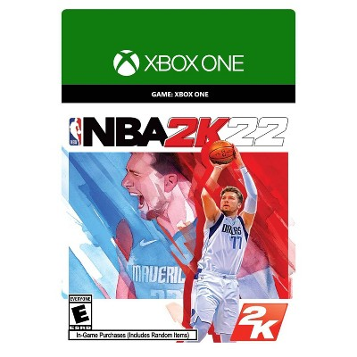NBA 2K22 - Xbox One (Digital)
