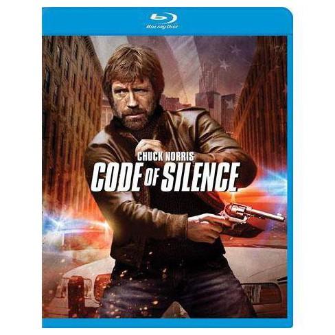 Code Of Silence (Blu-ray) - image 1 of 1