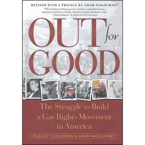 Out for Good - by  Dudley Clendinen & Adam Nagourney (Paperback) - image 1 of 1