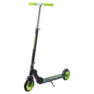 Mongoose Force 3.0 Scooter - Dark Blue/Green
