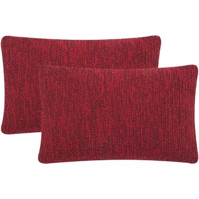 Soleil Solid Pillow (Set of 2)  - Safavieh