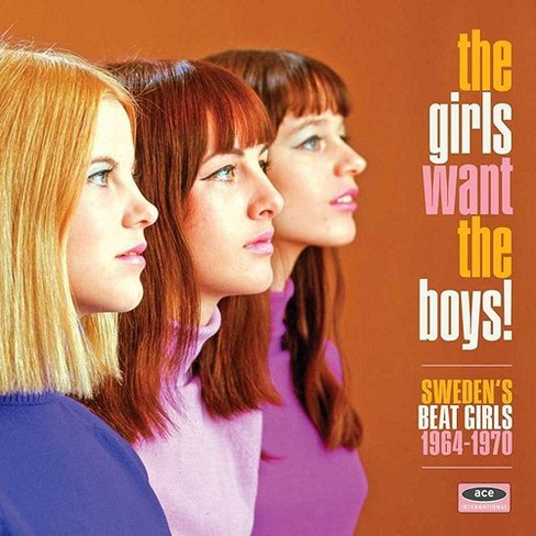 Various - Girls Want Boys:Sweden's Beat Girls 1 (CD) - image 1 of 1