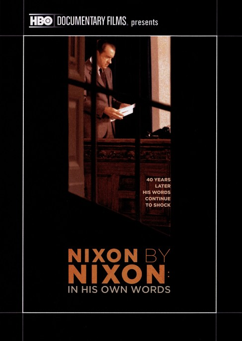 Nixon by nixon:In his own words (DVD) - image 1 of 1
