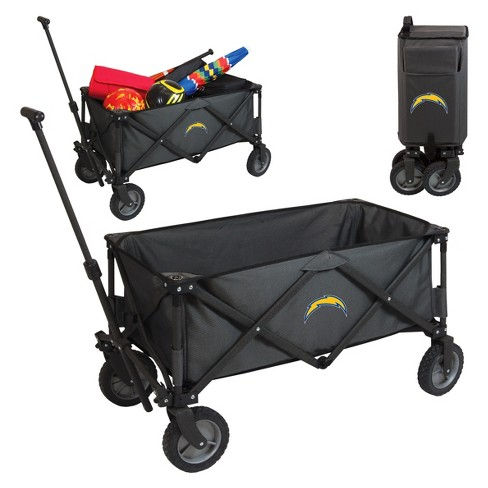 NFL Los Angeles Chargers Picnic Time Adventure Wagon - Gray - image 1 of 3