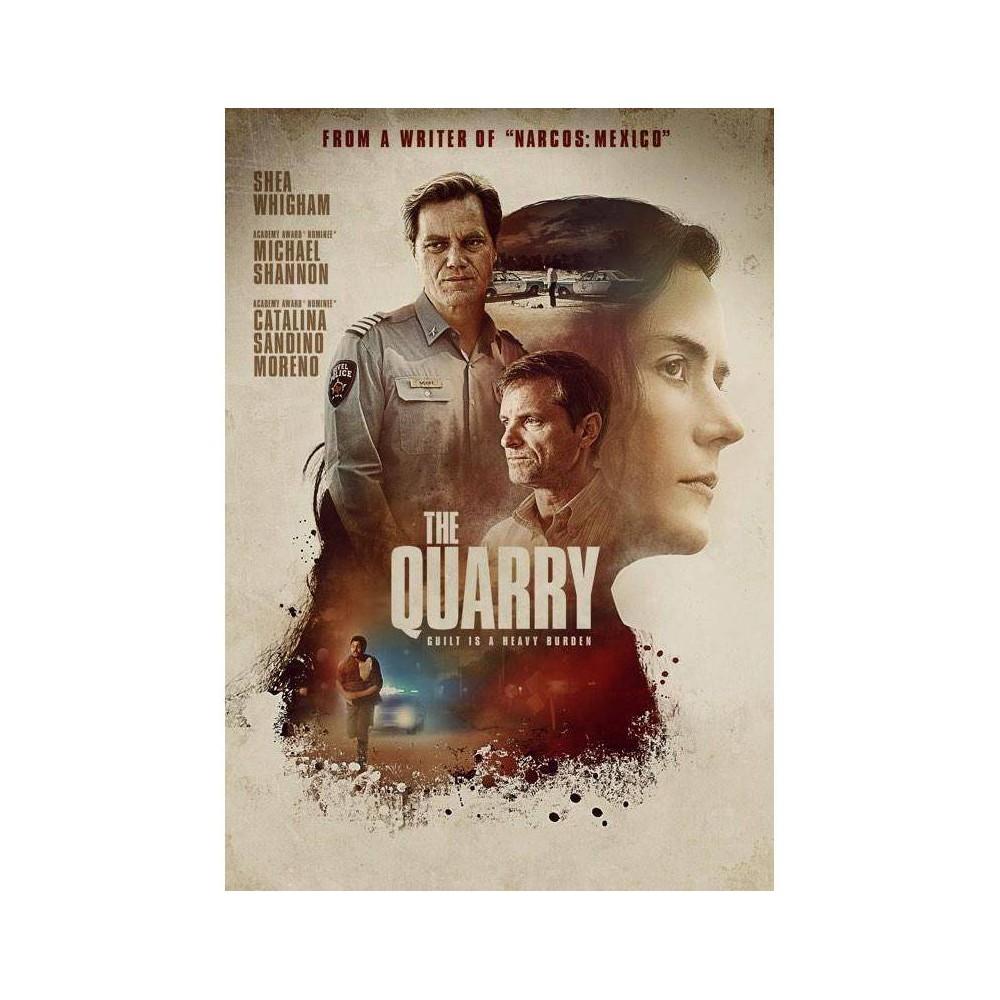 The Quarry Dvd 2020