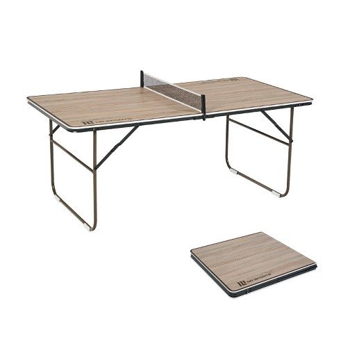 MD Sports Quick Fold Table Tennis Table - image 1 of 4