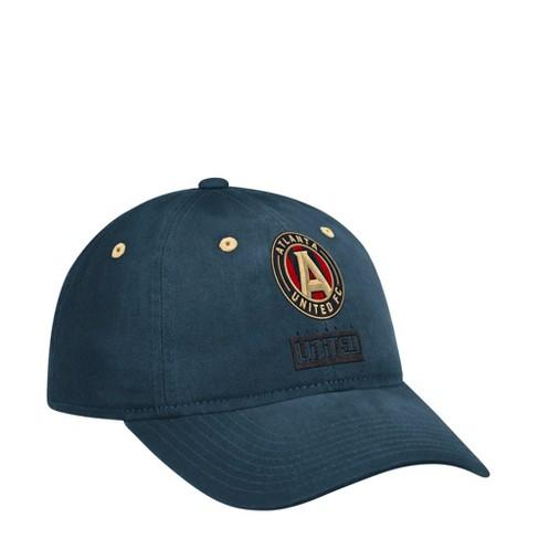 quality design 5f6da b6f6a reduced mens atlanta united fc adidas black mls snapback hat bf97f 4444c   amazon mls mens black two tone adjustable slouch hat e6b8b 098ae