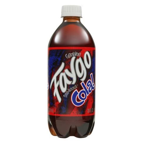 Faygo Cola - 20 fl oz Bottle - image 1 of 1