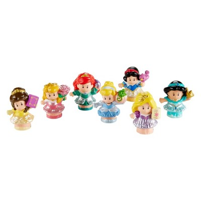 Fisher-Price Little People Disney Princess Figures 7 Pack