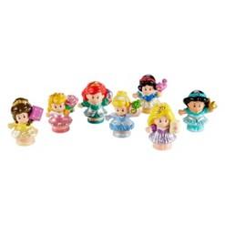 Fisher-Price Little People Disney Princess Figures 7pk