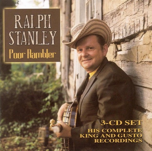 Ralph stanley - Poor rambler (CD) - image 1 of 1