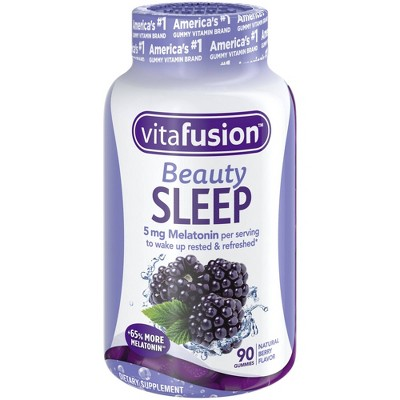 Sleep Aids: Vitafusion Beauty Sleep