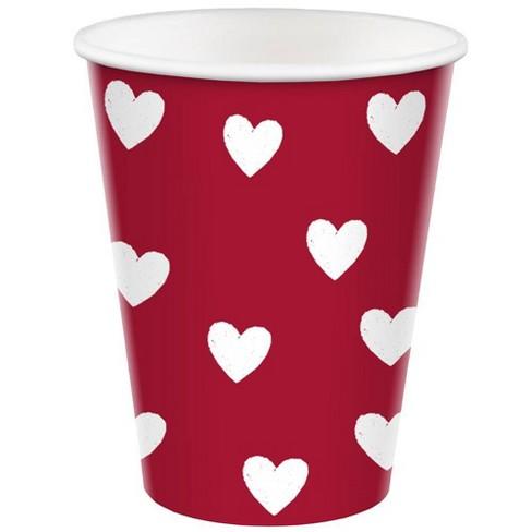 9oz 10ct Valentine's Mini Hearts - Spritz™ - image 1 of 1