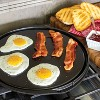 Nordic Ware Pro Cast Flattop Reversible Round Grill Griddle, 12-Inch - image 4 of 4