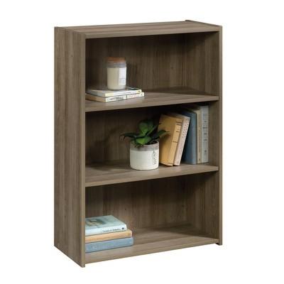 Beginnings 3 Shelf Bookshelf Brown - Sauder