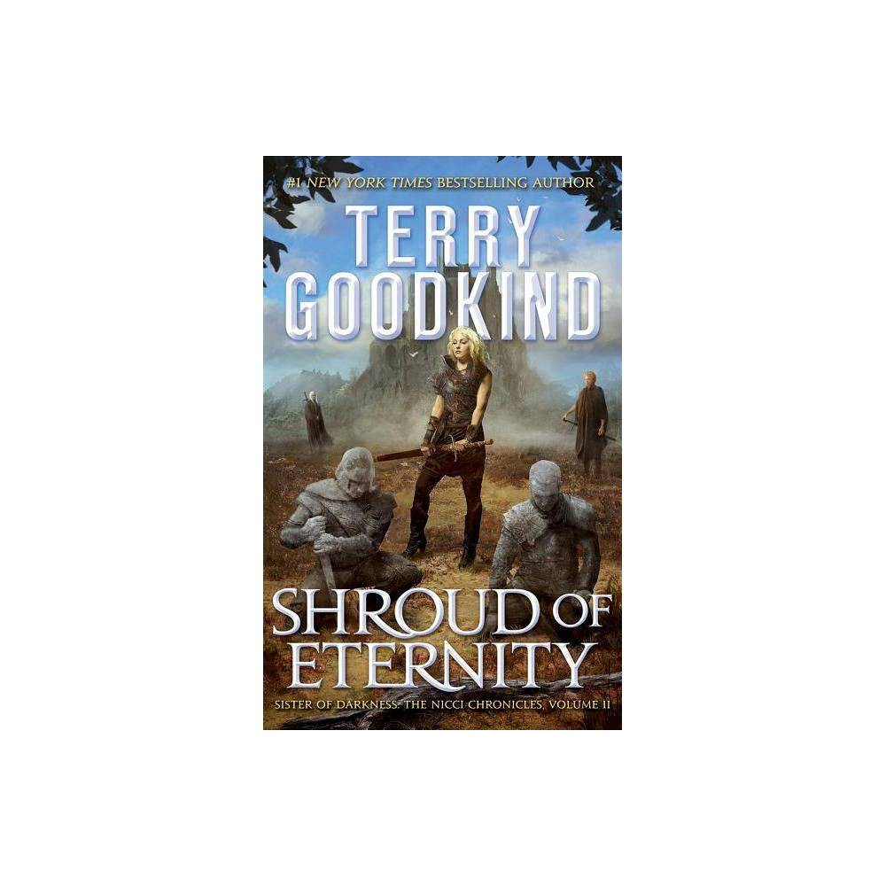 Best Review Shroud Of Eternity Nicci Chronicles By Terry Goodkind AudioCD