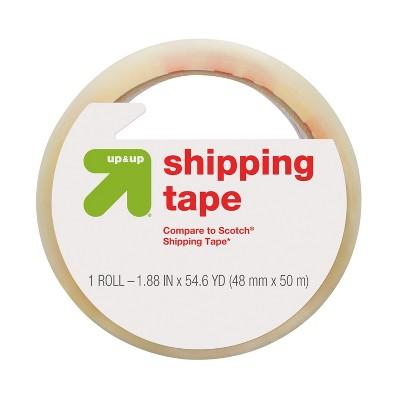 """Packaging Tape 1.88"""" x 54yd - up & up™"""