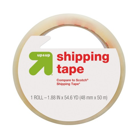 Shipping Tape (Compare to Scotch®) up & up™ - image 1 of 3