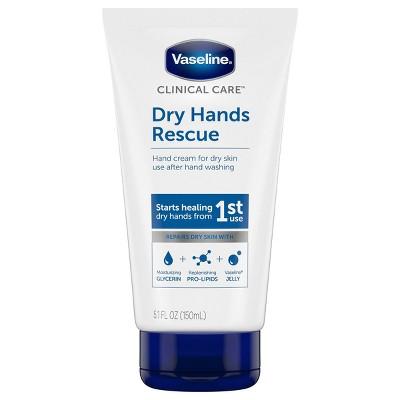 Vaseline Dry Hands Rescue Hand Lotion - 5.1 fl oz