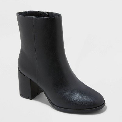 Women's Janelle Dress Boots - A New Day™