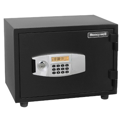 Honeywell 0.61 cu ft Water Resistant Steel Fire & Security Safe