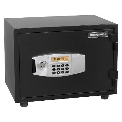 Honeywell Water Resistant Steel Fire & Security Safe .61 cu ft