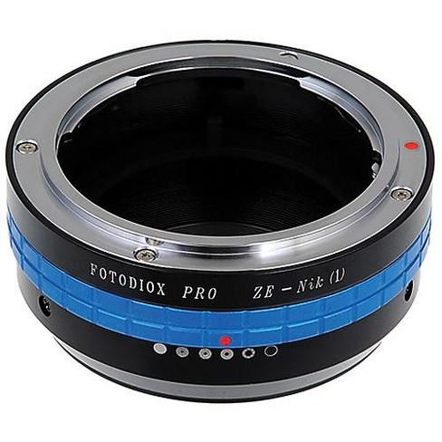 Fotodiox Mamiya ZE Lens to Nikon 1 System Camera Lens Mount Adapter - image 1 of 3