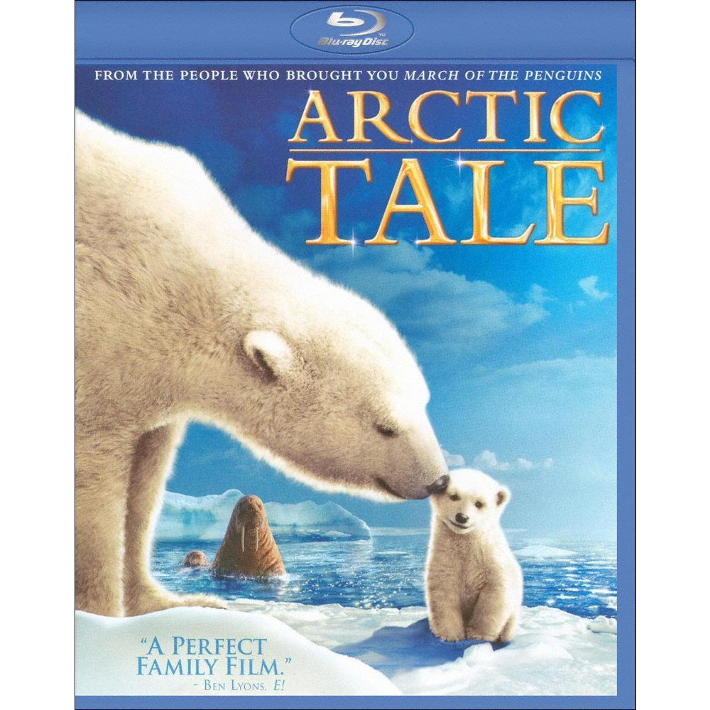 Arctic Tale (Blu-ray), Movies