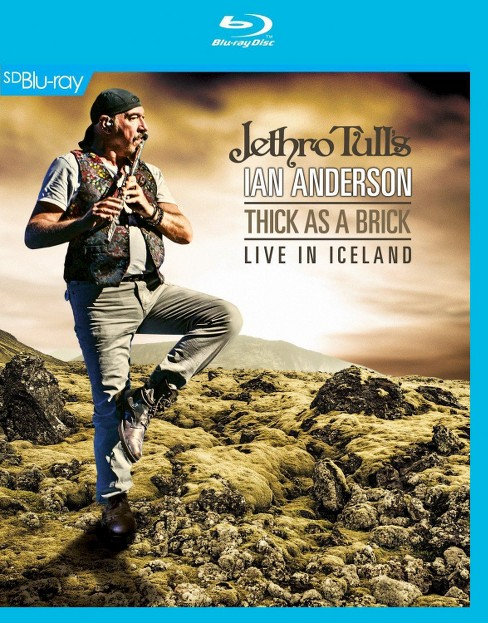 Thick as a brick live in iceland (Blu-ray) - image 1 of 1