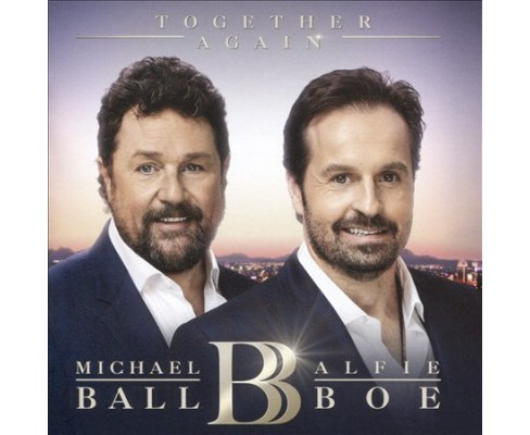 Michael Ball - Together Again (CD) - image 1 of 1
