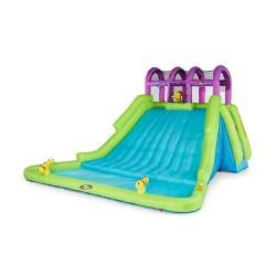 Kahuna 90808 Mega Blast Inflatable Backyard Kids Pool and Slide Water Park