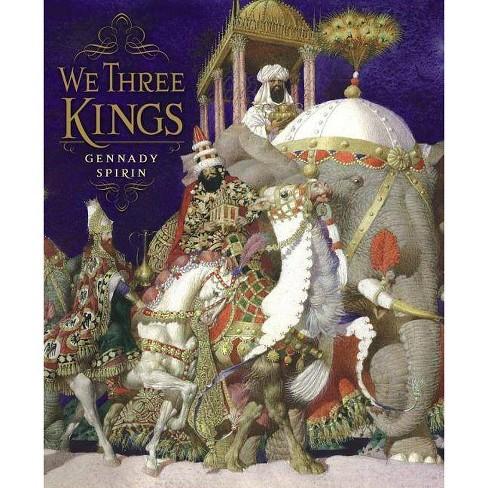We Three Kings - (Hardcover) - image 1 of 1
