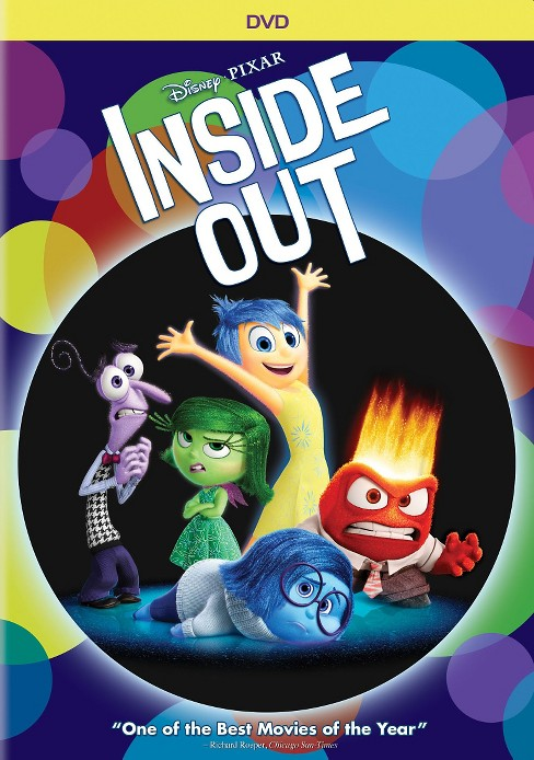 Inside Out (DVD) - image 1 of 1