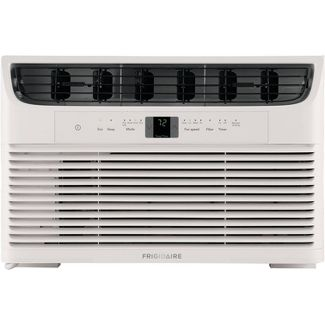 8000 BTU Window-Mounted Room Air Conditioner (FFRA082WA1) White - Frigidaire