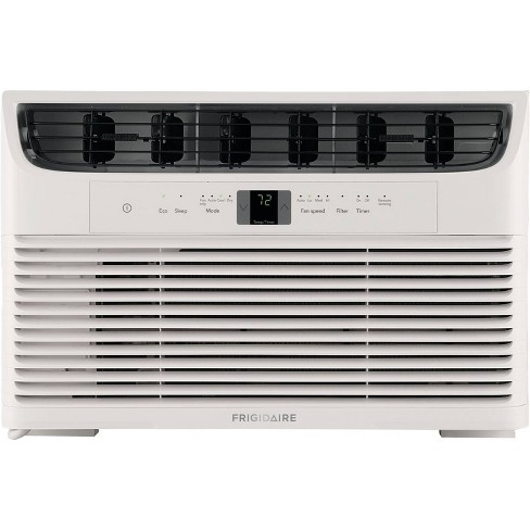 Frigidaire 6000 BTU Window Mounted Room Air Conditioner (FFRA062WA1) White - image 1 of 4
