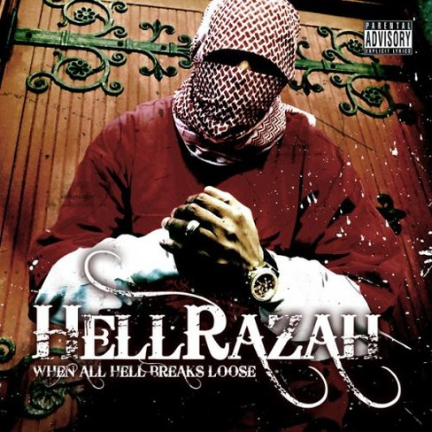 Hell Razah - When All Hell Breaks Loose (CD) - image 1 of 1