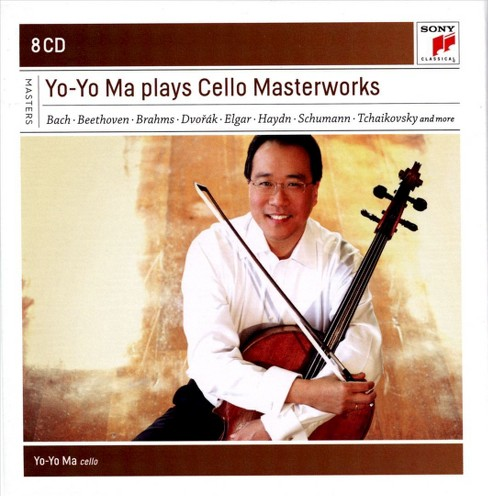 Yo-yo ma - Yo yo ma plays ctos sons and suites (CD) - image 1 of 1