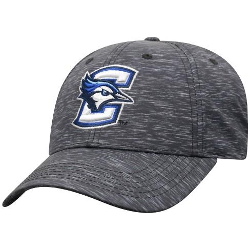 NCAA Men's Creighton Bluejays Charcoal Spacedye Hat - image 1 of 2