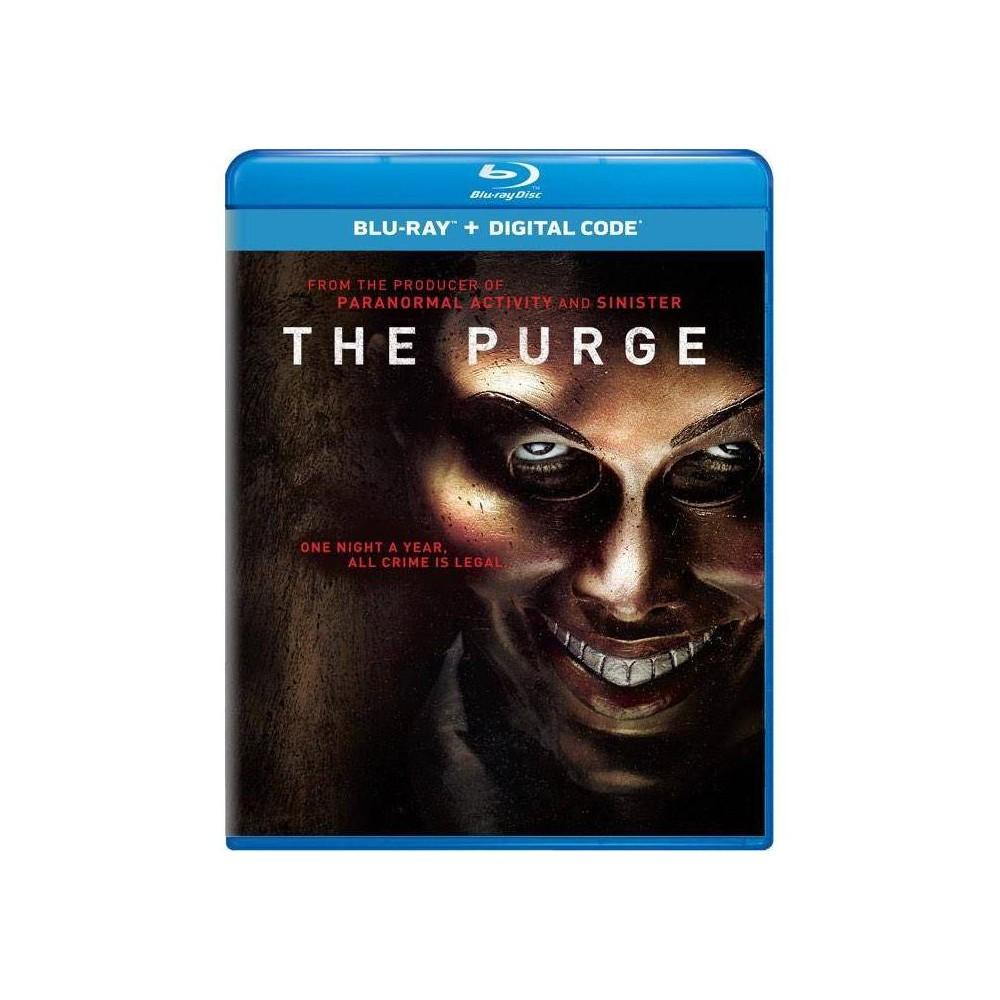 The Purge Blu Ray Digital