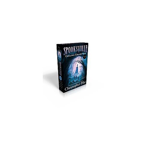 Spooksville Chilling Collection The Secret Path The Howling