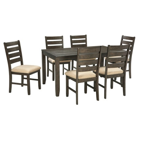 Dining Table Set Brown Signature Design By Ashley Target