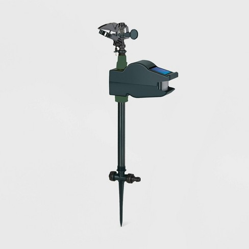 Solar Powered Motion Activated Hydro Animal Sprinkler Repeller - Bird-X - image 1 of 3