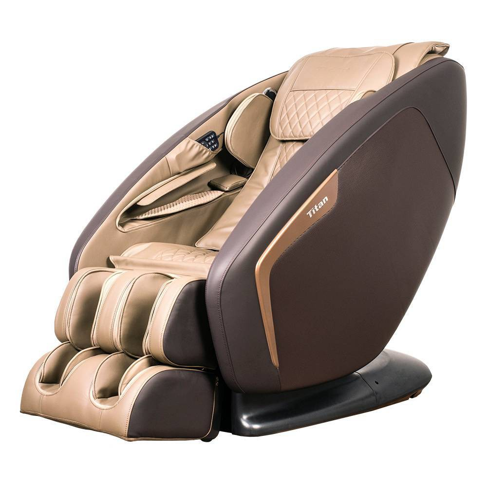 Image of Titan 3D Pro Ace Massage Chair Brown - Titan