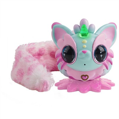 Pixie Belles - Aurora (Turquoise) - Interactive Enchanted Animal Toy - By WowWee