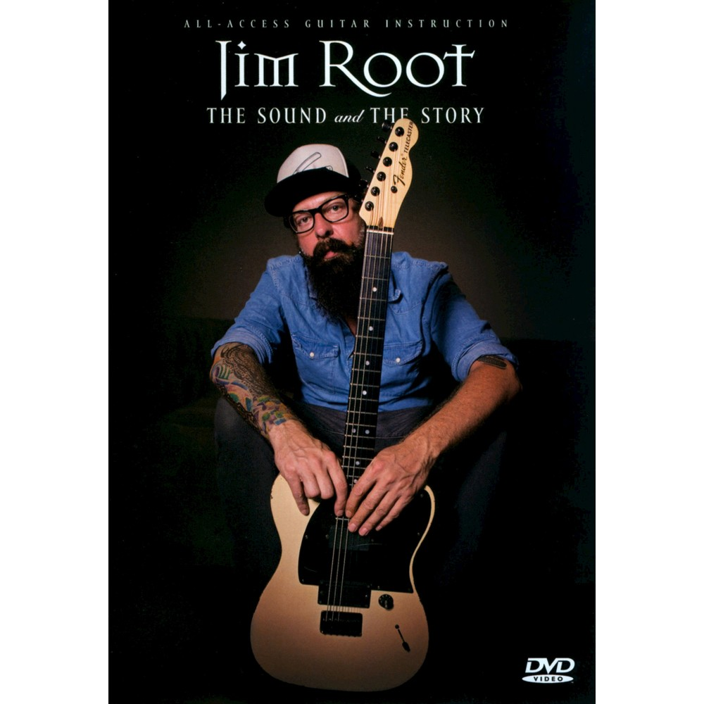 Jim Root:Sound And The Story (Dvd)
