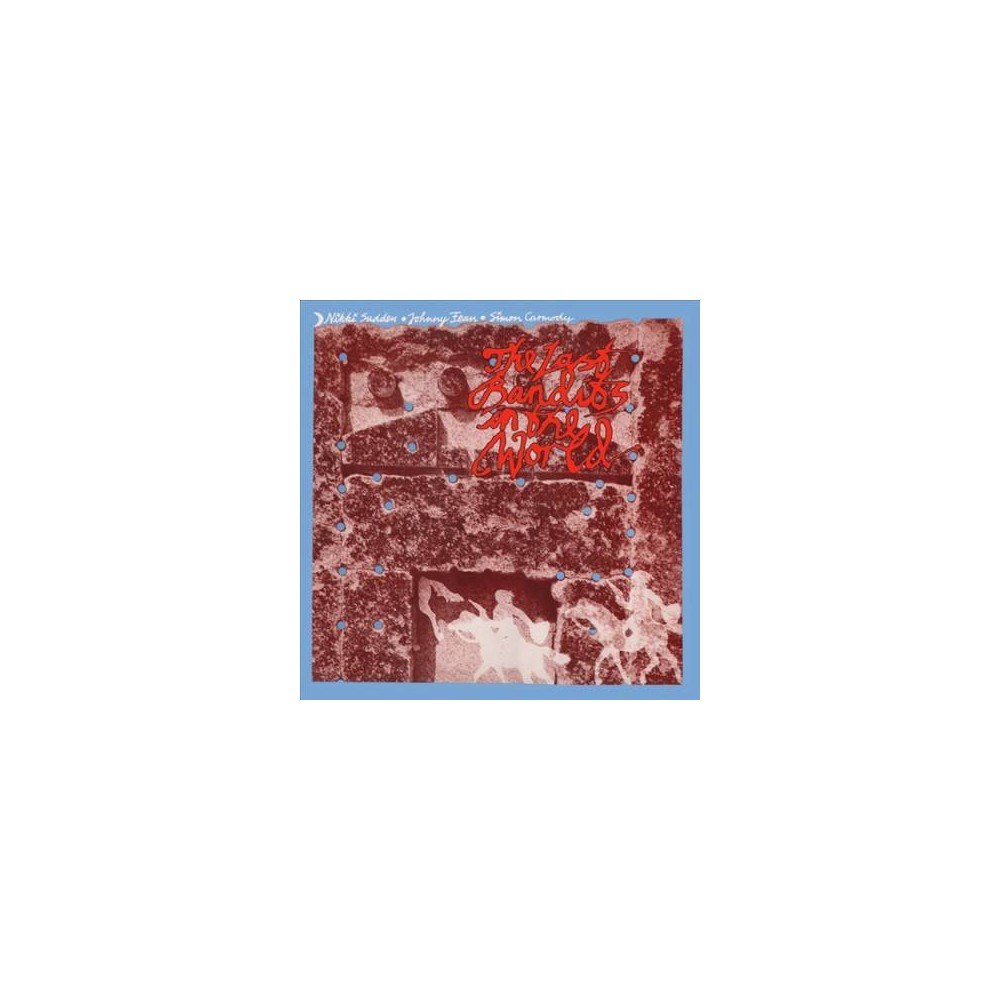 Nikki Sudden - Last Bandits In The World (CD)