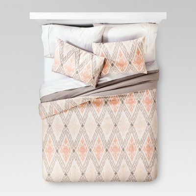 Global Diamond Print Comforter Set (Full/Queen)3pc - Threshold™