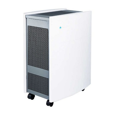 Blueair Classic 580i 680 Square Foot WiFi Enabled 3 Speed Air Purifier with HEPASilent Filtration and Quiet Operation, White, Renewed