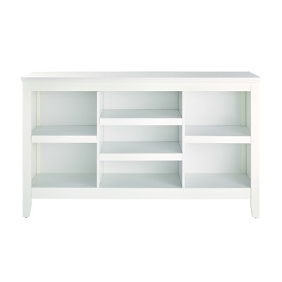 32  Carson 7-Shelf Bookcase White